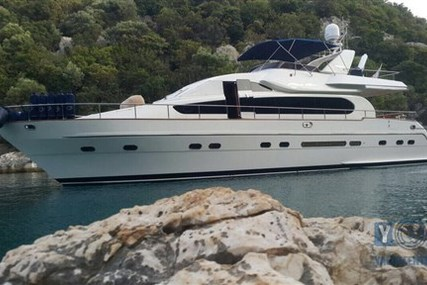Monte Fino 66 for sale in Turkey for €575,000 (£502,930)