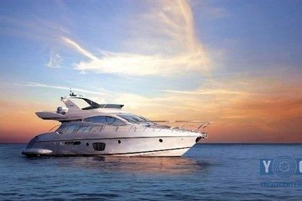 Azimut 55 Flybridge for sale in Turkey for €369,000 (£322,476)