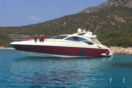 Azimut 68 S for sale in Turkey for €575,000 (£502,930)