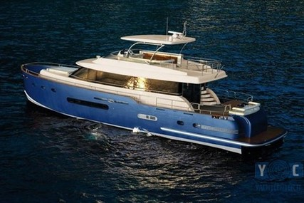 Azimut Magellano 74 for sale in Malta for €1,480,000 (£1,295,927)