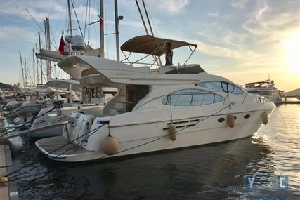 Azimut AZ 46 for sale in Turkey for €250,000 (£218,993)