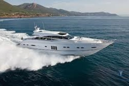 Princess V78 for sale in Italy for €1,795,000 (£1,586,222)
