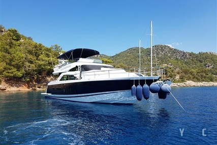 Fairline Squadron 60 for sale in Turkey for €780,000 (£684,577)