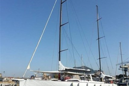 Mefasa 82' Ketch One Off for sale in France for €728,000 (£644,893)