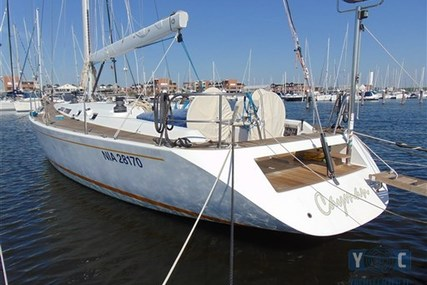 CNB/Morri & Para Frers 57 for sale in Italy for €250,000 (£221,102)