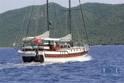 Custom Made KETCH for sale in Turkey for €1,475,000 (£1,289,031)