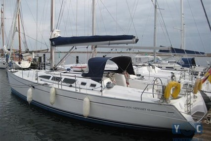 Jeanneau Sun Odyssey 43 for sale in Germany for €94,900 (£84,944)