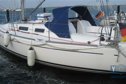 Dufour 34 for sale in Germany for €59,900 (£52,601)