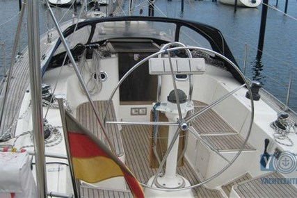 Hanse 411 for sale in Germany for €85,000 (£76,324)