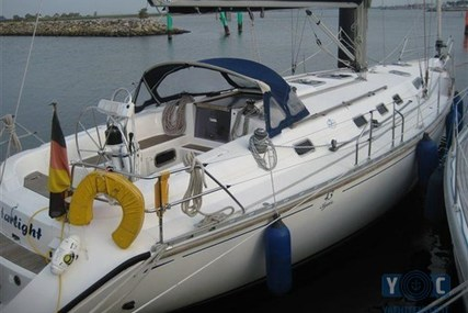 Dufour 43 for sale in Germany for €74,000 (£64,670)