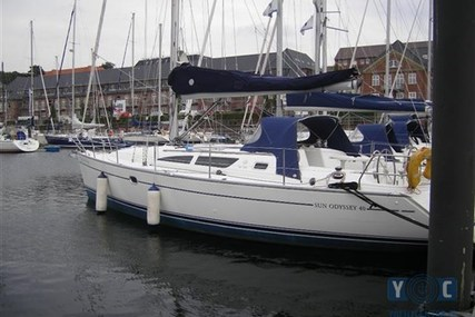 Jeanneau Sun Odyssey 40 for sale in Germany for €79,900 (£70,665)