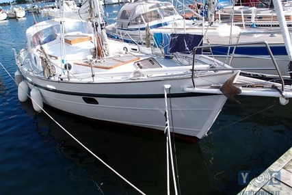 Roskilde 32 for sale in Germany for €59,500 (£52,474)