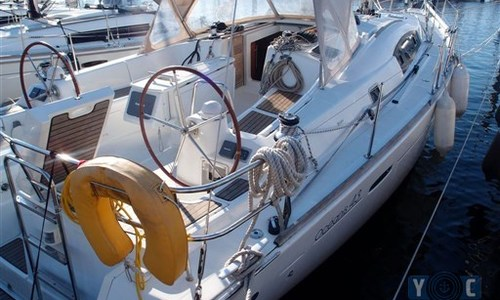 Image of Beneteau Oceanis 43 for sale in Germany for €109,000 (£94,529) Germany