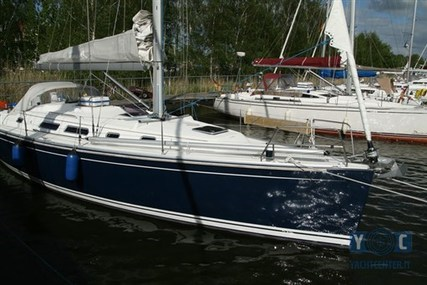 Hanse 400 for sale in Germany for €99,000 (£86,650)