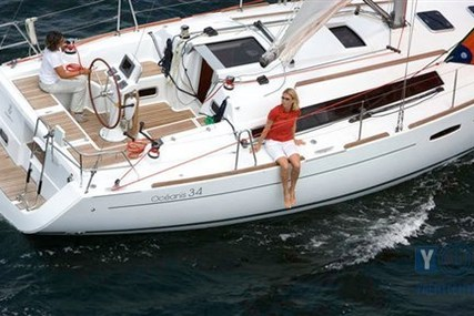 Beneteau Oceanis 34.2 for sale in Spain for €87,500 (£77,386)