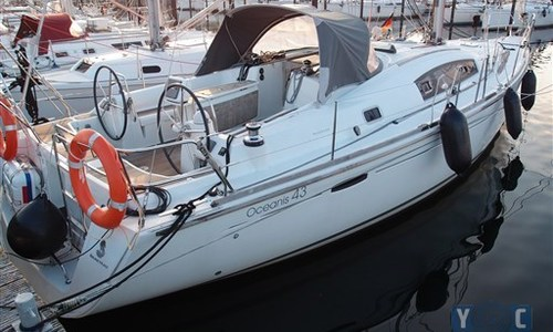 Image of Beneteau Oceanis 43 for sale in Germany for €149,500 (£134,699) In verkoophaven, Germania, Germany