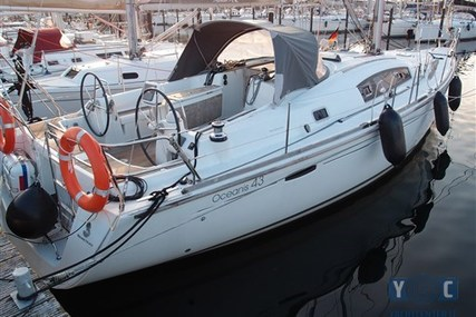 Beneteau Oceanis 43 for sale in Germany for €149,500 (£133,226)