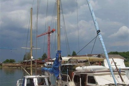 Stalen Kits Kielmidzwaard Stahlketsch Kielschwerter, Steel Centreboard for sale in Germany for €38,000 (£33,187)