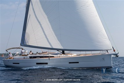 Dufour 56 Exclusive for sale in Netherlands for €477,924 (£419,688)