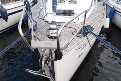 Bavaria 34 for sale in Germany for €59,000 (£51,640)