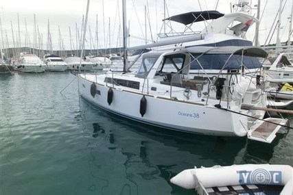 Beneteau Oceanis 38-3 for sale in Croatia for €149,900 (£133,583)