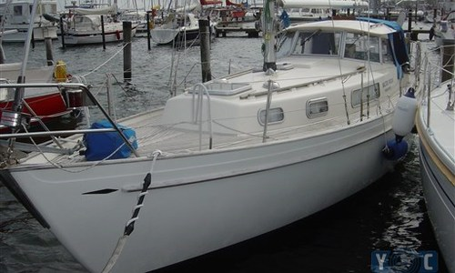 Image of Hallberg-Rassy 35 for sale in Germany for €45,000 (£39,264) Germany
