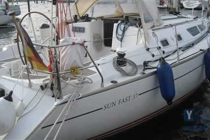 Jeanneau Sun Fast 37 for sale in Germany for €75,000 (£67,345)