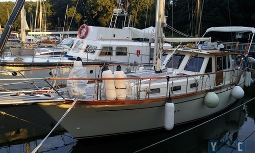 Image of Nauticat Motorsailer 36 for sale in Germany for €116,000 (£102,027) Germany
