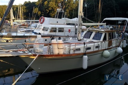 Nauticat Motorsailer 36 for sale in Germany for €116,000 (£103,373)