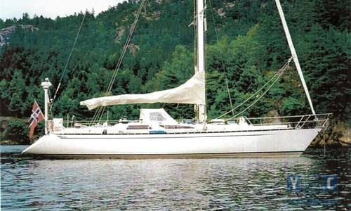 Image of Baltic 48 DP for sale in Sweden for €175,000 (£155,655) Svezia, Sweden