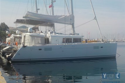 Lagoon 450 for sale in Turkey for €440,000 (£387,969)