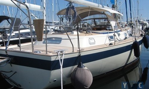 Image of Hallberg-Rassy HR 45 for sale in Italy for €240,000 (£211,659) Italy