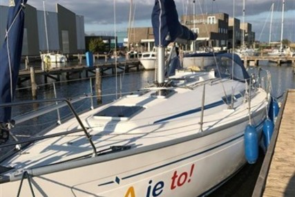 Bavaria 34-3 for sale in Netherlands for €47,500 (£41,765)