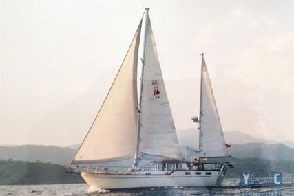 Nauticat 44 Ketch for sale in Turkey for €165,000 (£145,471)