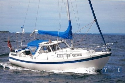 Kittiwake 25 for sale in Netherlands for €13,900 (£12,255)