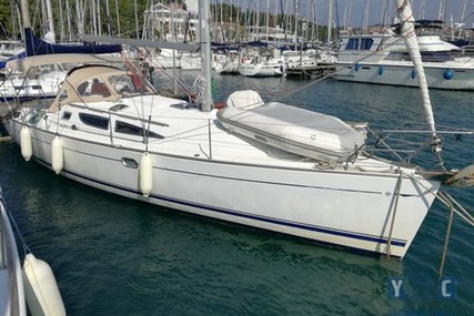 Jeanneau Sun Odyssey 35 for sale in Croatia for €50,000 (£43,696)