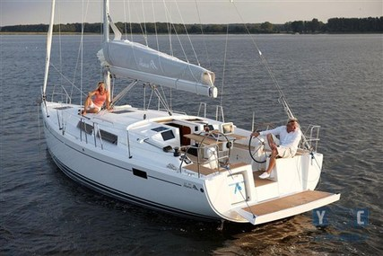 Hanse 385 for sale in Croatia for €88,000 (£77,459)