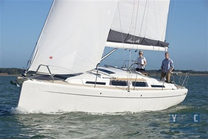 Hanse 345 for sale in Croatia for €85,000 (£76,324)