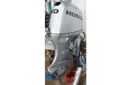 Honda 50HP Long Shaft Outboard for sale in United Kingdom for £4,995