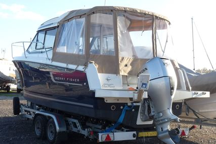 Jeanneau Merry Fisher 695 for sale in United Kingdom for £56,000