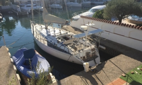 Image of Dufour 54 for sale in Spain for €120,000 (£107,172) EMPURIABRAVA, Spain