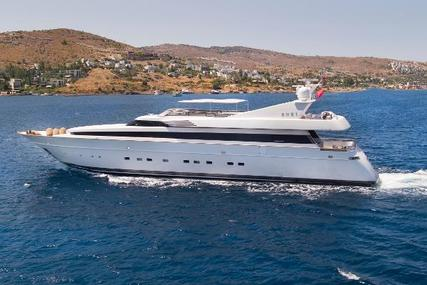Cantieri di Pisa Akhir 125 for sale in Turkey for €2,650,000 (£2,342,231)