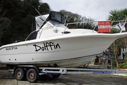 Sea Fox 210 Walkaround for sale in United Kingdom for £12,950