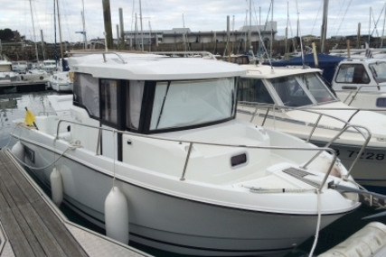 Jeanneau Merry Fisher 755 Marlin for sale in France for €49,900 (£44,384)