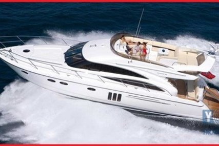 Princess 58 for sale in Turkey for €499,000 (£436,628)