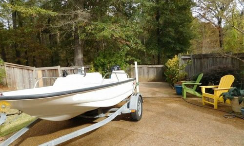Image of Boston Whaler 130 Sport for sale in United States of America for $10,000 (£7,511) Madison, Mississippi, United States of America