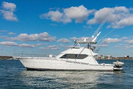 Hatteras 60 Convertible for sale in United States of America for $595,000 (£420,201)