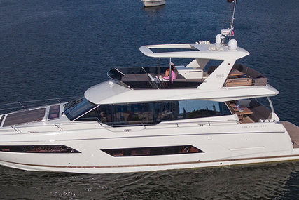Prestige 680 for sale in Netherlands for €1,693,200 (£1,520,379)