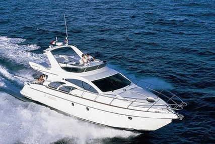 Azimut 50 for sale in France for €265,000 (£231,876)