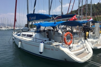 Jeanneau Sun Odyssey 36i for sale in Turkey for €63,500 (£56,509)